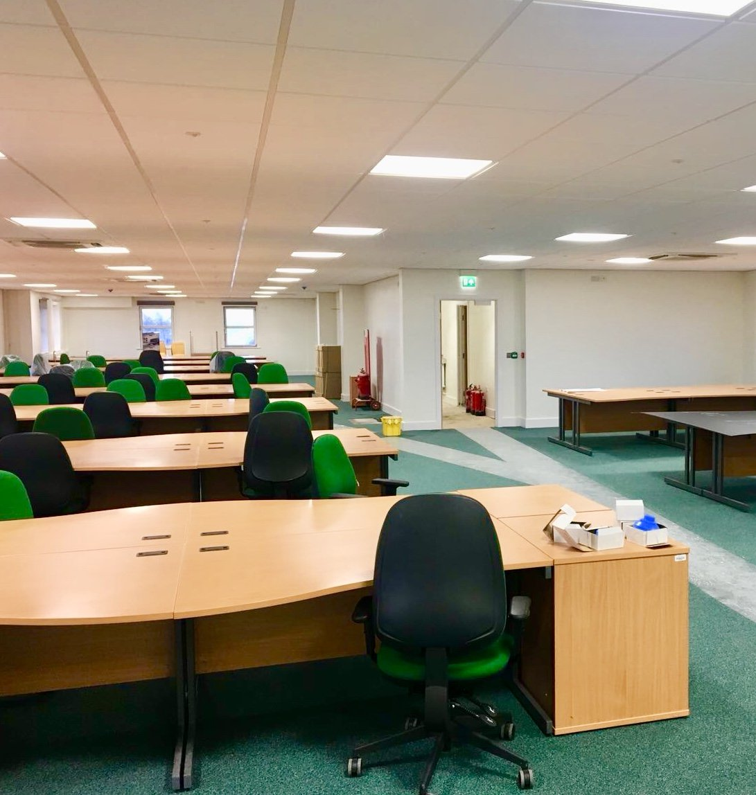 Sanctuary Housing, Hull – Refurbishment of existing offices