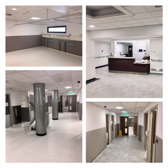 Harrogate Hospital – Extension to Endoscopy Department